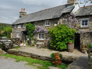 Rugglestone Inn Widecombe in the moor