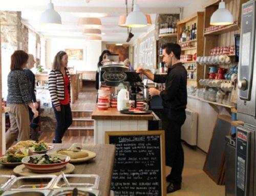 Home Farm Cafe, Parke, Bovey Tracey