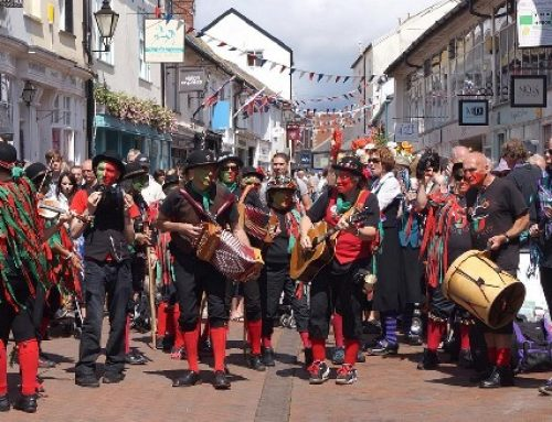 Sidmouth Folk Week – 2nd to 9th August 2019