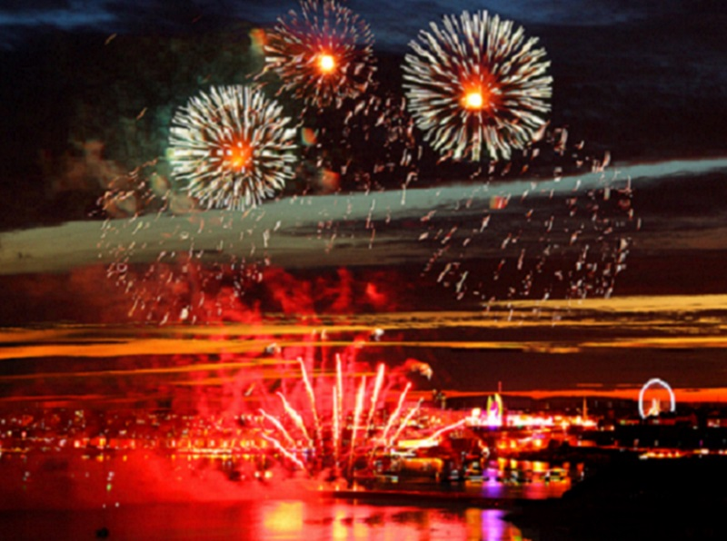 British Firework Championships Plymouth – 14th & 15th August 2019